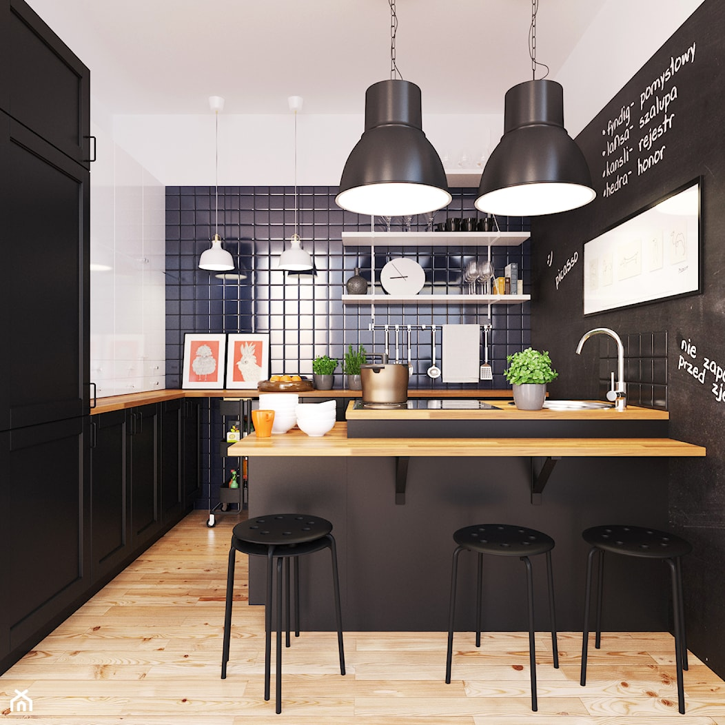 Kuchnia pokazowa IKEA Poznań - zdjęcie od Yon Yonson Studio - Homebook