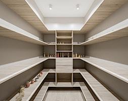 Dom w pastelach - Garderoba - zdjęcie od Pixels - Homebook