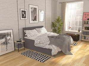 Jak wybrać idealne łóżko? Zaprojektuj je!