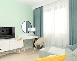 Projekt wnętrza mieszkania 68 mkw - Dąbrowa Górnicza - zdjęcie od IMO studio