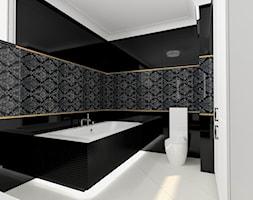 Projekt aranżacji wnętrza mieszkania 70 mkw - zdjęcie od IMO studio