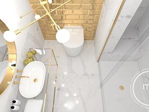 Projekt łazienki, Tarnów, 2018