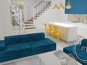 Projekt wnętrza mieszkalnego, Tarnów 2018
