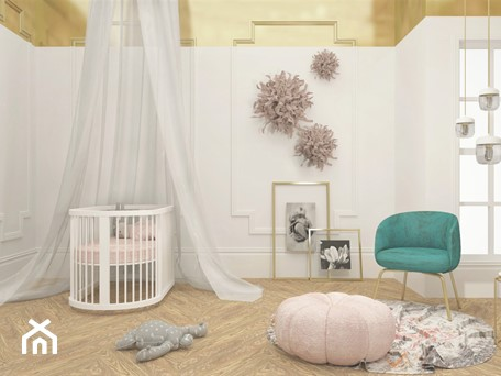 Pokój dla Helenki, Kraków - zdjęcie od M&M pracownia projektowania wnętrz