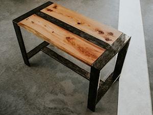 lukasz_epoxy_wood - Artysta, designer