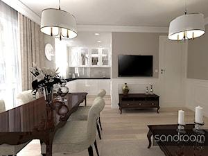 Eleganckie, przytulne wnętrze - zdjęcie od sandroom