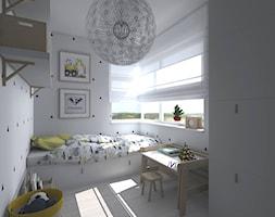 Pokój chłopca w stylu skandynawskim - zdjęcie od sandroom