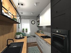 Kuchnia w industrialnym stylu - zdjęcie od sandroom