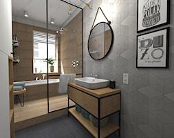 łazienka Z Wanną I Prysznicem Aranżacje Pomysły