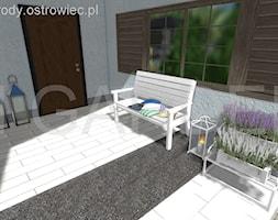 Ogród w stylu skandynawskim - zdjęcie od InGarden. Projektowanie ogrodów Ostrowiec Św.