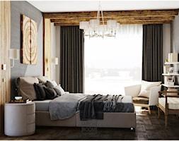 Sypialnia właścicieli - zdjęcie od ARCH-BOOM - Homebook