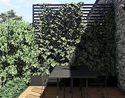 Projekt małego ogrodu w Gdyni | Wzgórze Bernadowo - zdjęcie od Pracownia STTYK | Architektura Wnętrz i Krajobrazu | Projektowanie wnętrz i ogrodów | TRÓJMIASTO