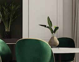 Salon - zdjęcie od Pracownia STTYK | Architektura Wnętrz i Krajobrazu | Projektowanie wnętrz i ogrodów | TRÓJMIASTO