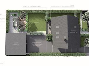 Koncepcja ogólna - zdjęcie od Pracownia STTYK | Architektura Wnętrz i Krajobrazu | Projektowanie wnętrz i ogrodów | TRÓJMIASTO