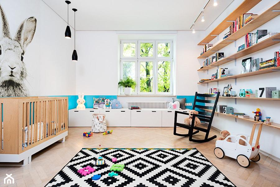 Aranżacje wnętrz - Pokój dziecka: wygodne mieszkanie w Krakowie - Mateusz Torbus / 7 TH IDEA. Przeglądaj, dodawaj i zapisuj najlepsze zdjęcia, pomysły i inspiracje designerskie. W bazie mamy już prawie milion fotografii!