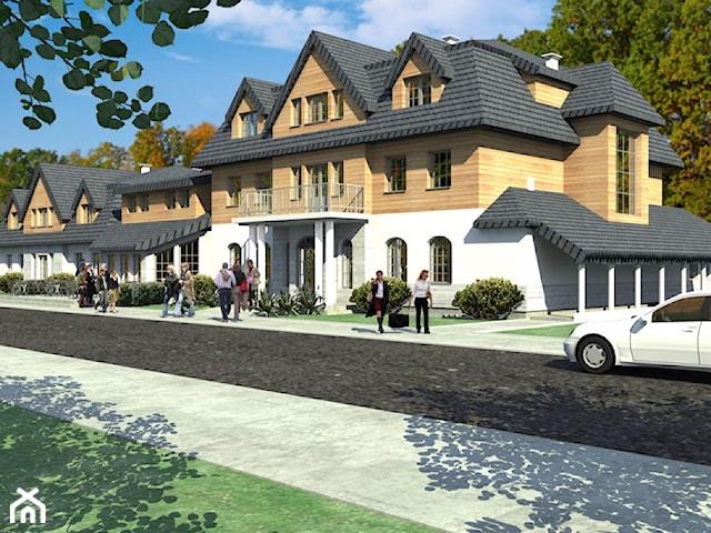 Projekty domów 2017 i starsze:)
