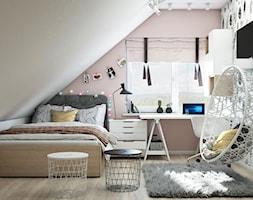 Różowa Sypialnia Aranżacje Pomysły Inspiracje Homebook