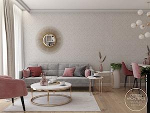 Pastelowe mieszkanie w stylu angielskim