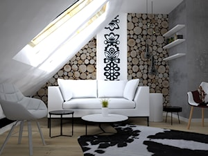 Apartament na poddaszu w Zakopanem