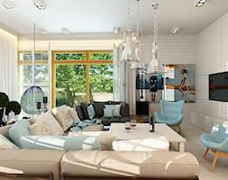 Dom w Kampinosie 200m2 - zdjęcie od GR8 Interior Design