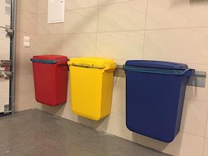 Kosze do segregacji śmieci - zdjęcie od Swisstrax