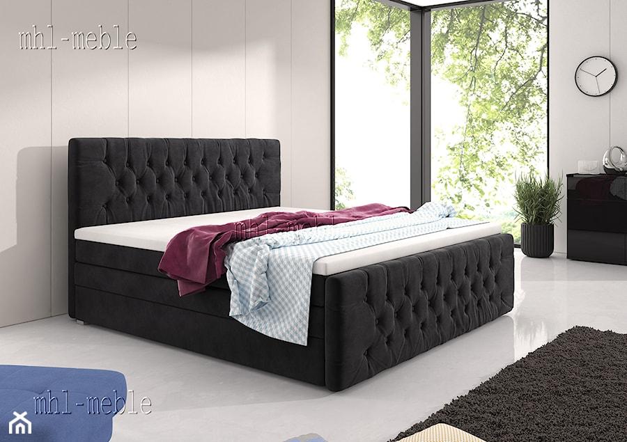 Chester Klasyczne łóżko Kontynentalne Zdjęcie Od Mhl