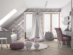 Różowy pokój dla księżniczki