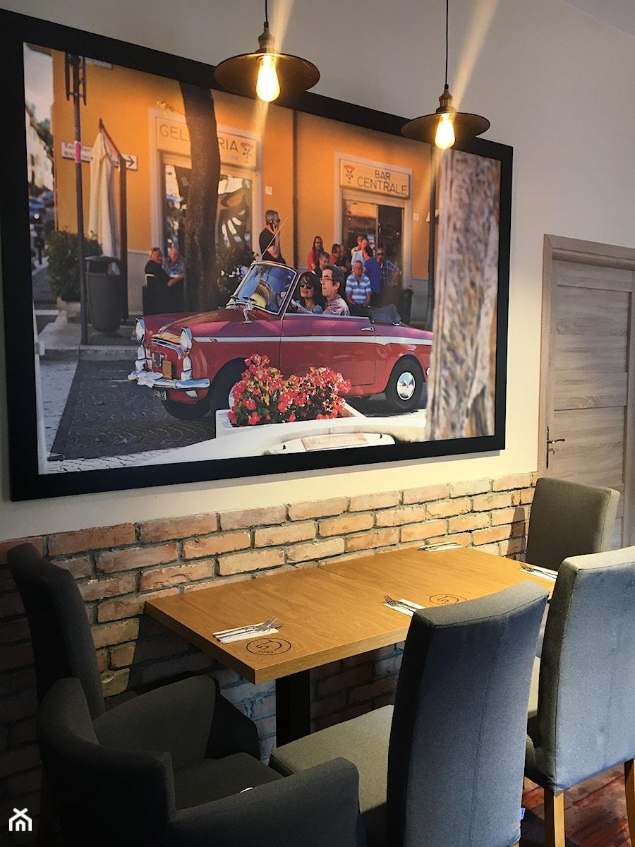 REALIZACJE - Wnętrza publiczne, styl włoski - zdjęcie od Qubatura.com