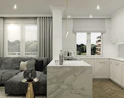 Kuchnia+-+zdj%C4%99cie+od+91m2+Architektura+Wn%C4%99trz