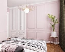 Kobieca sypialnia - Sypialnia, styl klasyczny - zdjęcie od Monika Idzikowska Wnętrza - Homebook