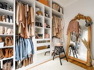 Kobieca garderoba - zdjęcie od Monika Idzikowska Wnętrza