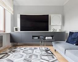 Dom na Ochocie - Salon - zdjęcie od Monika Idzikowska Wnętrza - Homebook