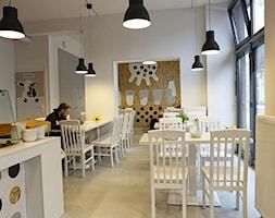 Mleczarnia - Wnętrza publiczne, styl nowoczesny - zdjęcie od Aleksandra Bronszewska - Homebook