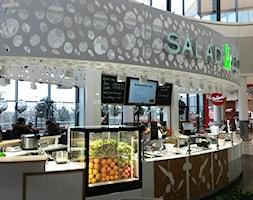 Salad & Co - Wnętrza publiczne, styl nowoczesny - zdjęcie od Aleksandra Bronszewska - Homebook