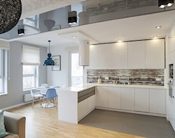 Realizacja mieszkania w Krakowie-luty 2014 - zdjęcie od DK Architektura Wnętrz - Homebook