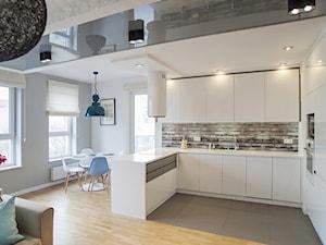 Realizacja mieszkania w Krakowie-luty 2014 - zdjęcie od DK Architektura Wnętrz