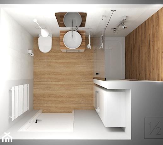 Podłoga Drewnopodobna łazienka Pomysły Inspiracje Z Homebook