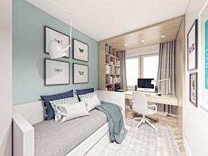 Pokój dla nastolatki - zdjęcie od Alicja Szmal Studio