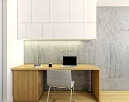 Biuro domowe - zdjęcie od Alicja Szmal Studio