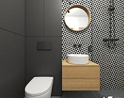 Elegancka łazienka - zdjęcie od Alicja Szmal Studio