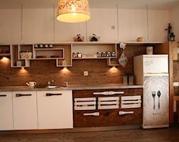 Kuchnia styl Rustykalny - zdjęcie od ArchLine