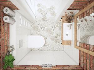Białystok | Pogodna | Mini-toaletka w stylu loft