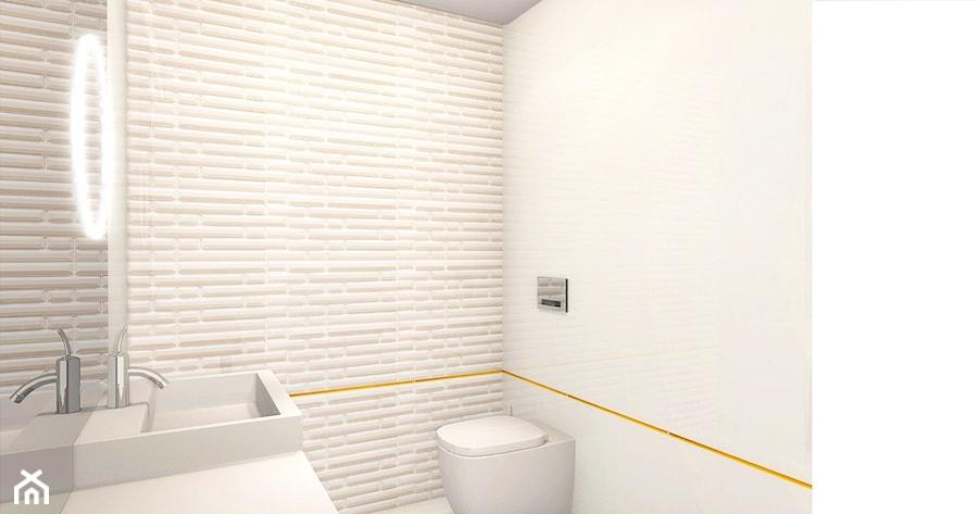 łazienka Jasna Nowoczesna Zdjęcie Od One Home Studio