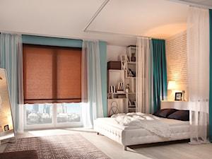 Aranżacje - Sypialnia, styl eklektyczny - zdjęcie od MARDOM HOME
