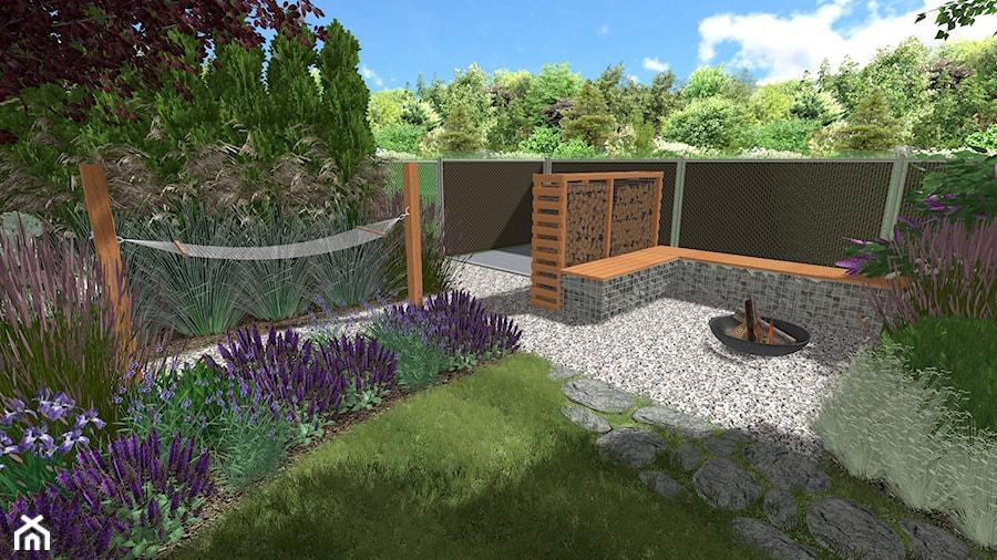 Kolorowy ogród w Pradze - Ogród, styl tradycyjny - zdjęcie od Rock&Flower studio