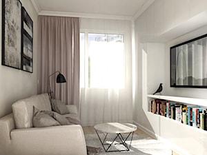 Apartament Wilanów/ ZAZAstudio - zdjęcie od ZAZA studio