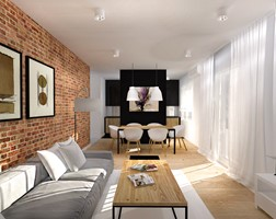 Apartament   Mokotów - zdjęcie od ZAZA studio