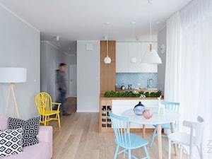 Przeniesienie kuchni do salonu - kosztorys i wymogi architektoniczne