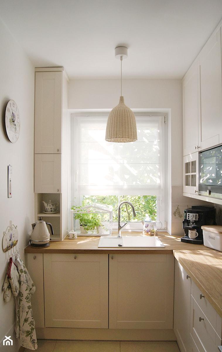 Metamorfoza kuchni ZAZAstudio  zdjęcie od ZAZA studio -> Kuchnia Prowansalska Homebook