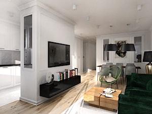 Apartament Wilanów - zdjęcie od ZAZA studio